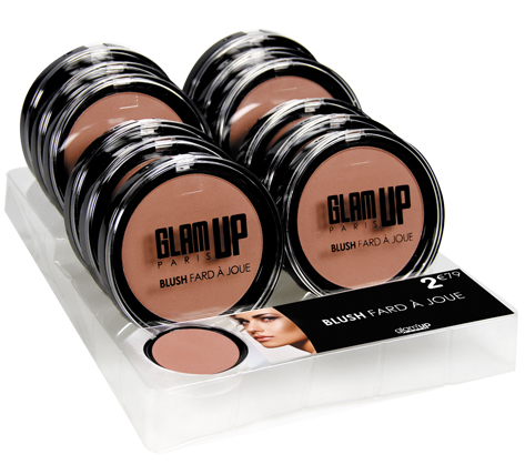 display blush Glam'Up