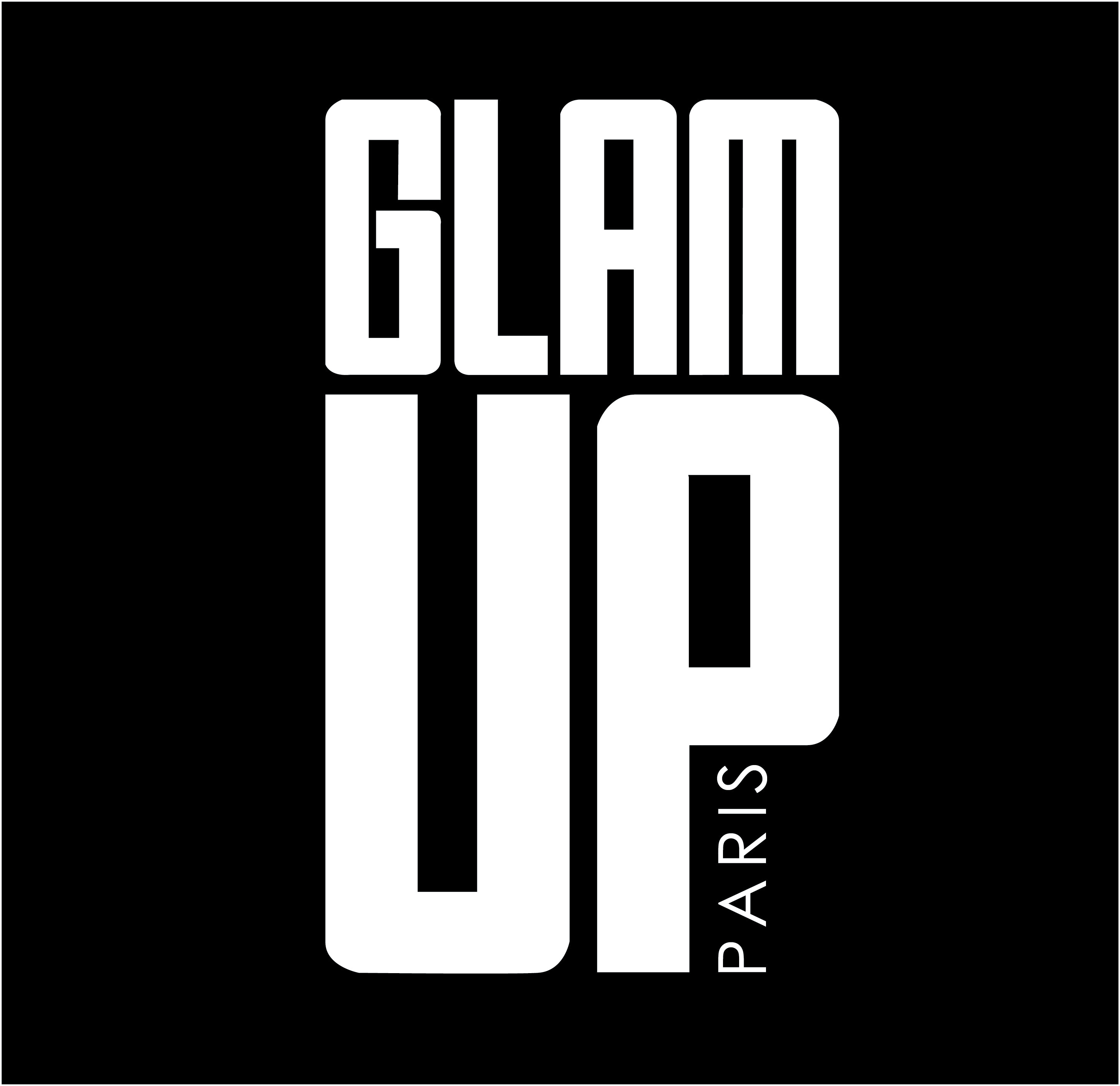 LOGO GLAM UP PARIS