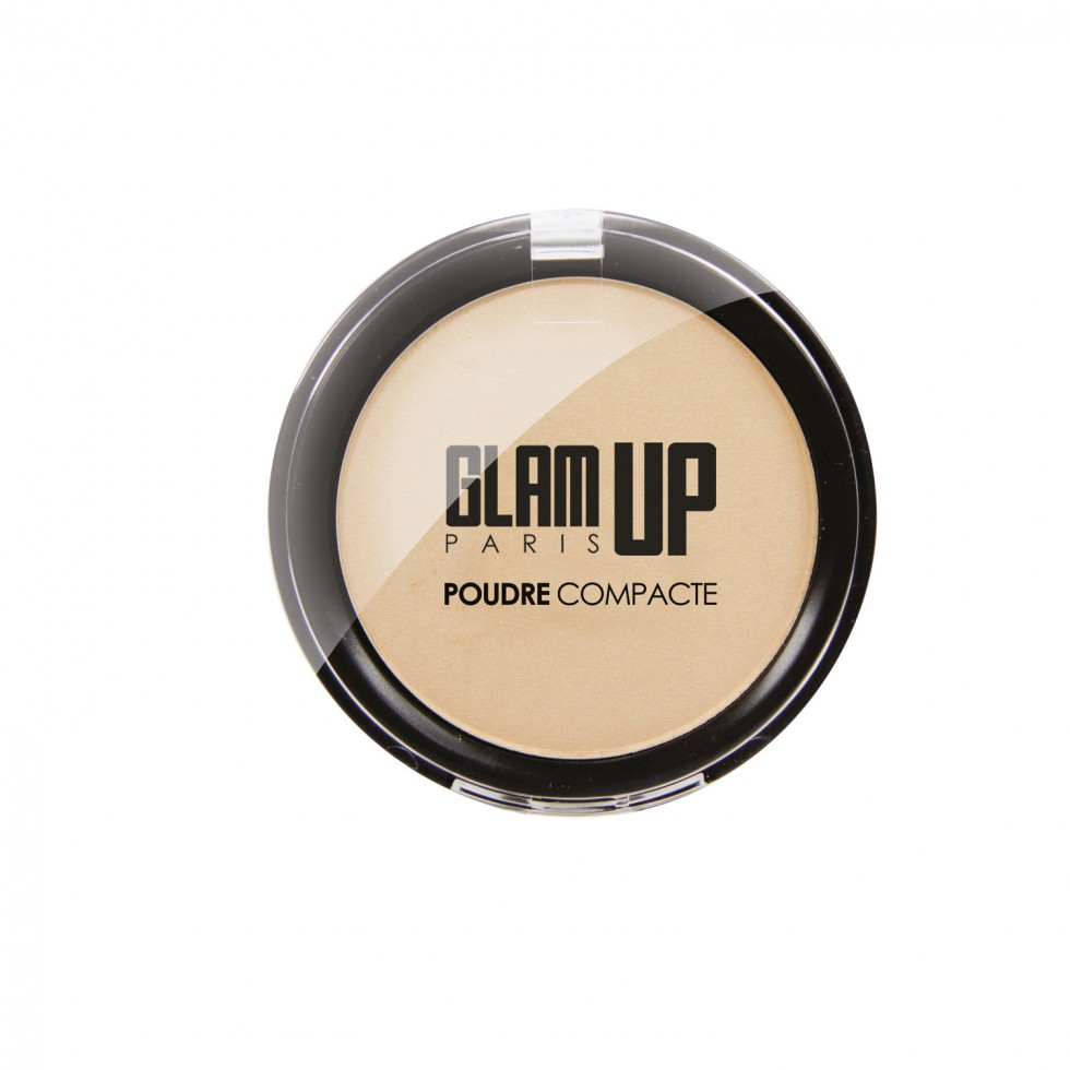 poudre compacte glam'up