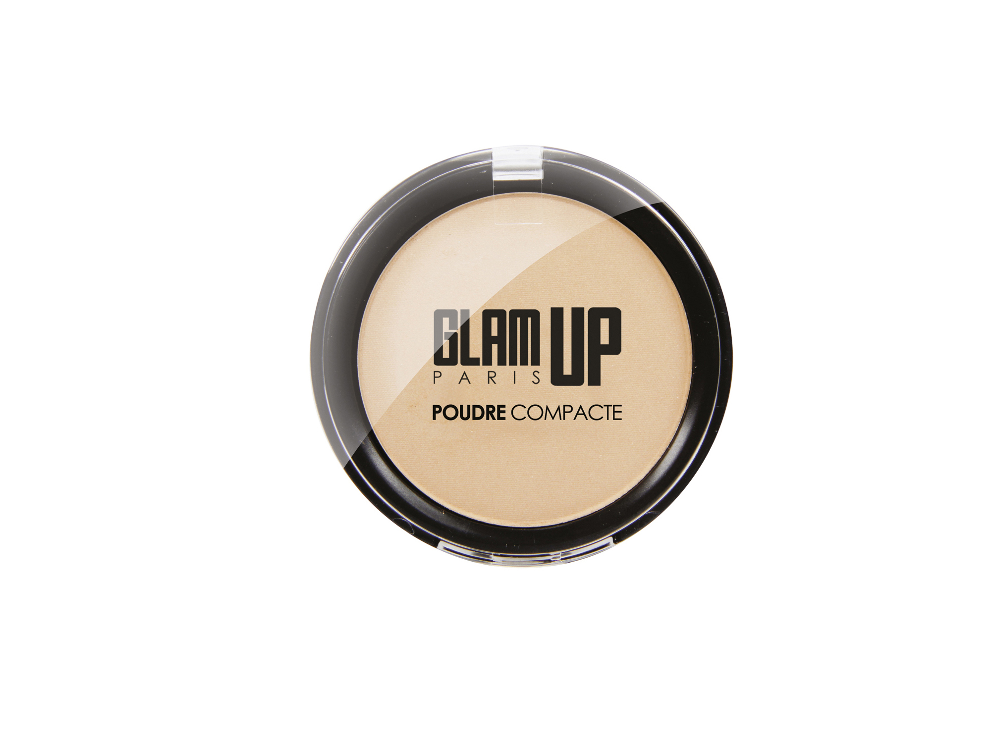 poudre compacte glam'up